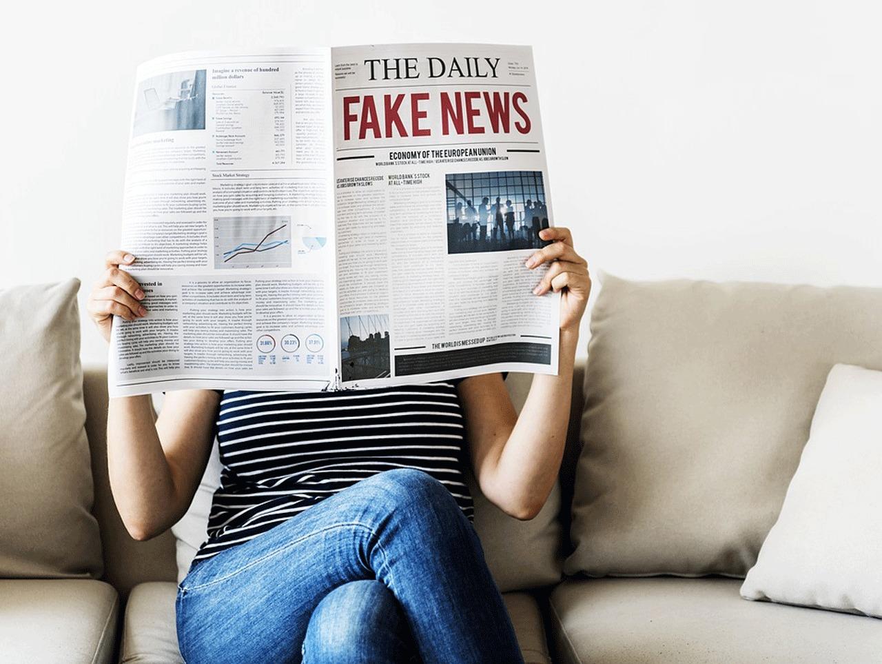 aggiornamento fake news