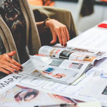 riviste e giornali c'è spazio oggi?